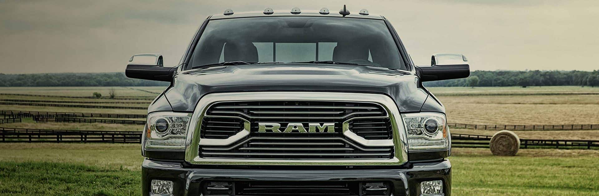 2018 Ram Trucks 3500 Front Grille