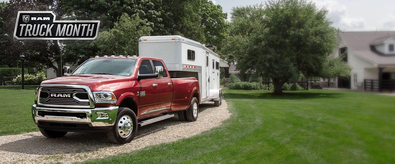 2018 Ram Trucks 3500 Heavy Duty Diesel Towing Truck