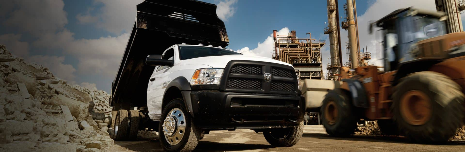2018 Ram Trucks Chassis Cab Capability
