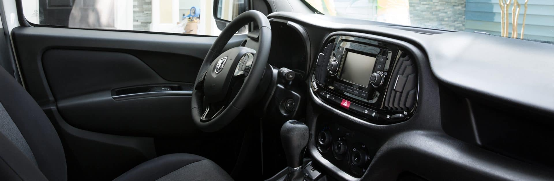 2018 Ram Trucks ProMaster City Interior Features