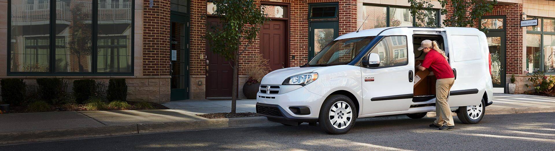 2018 ram trucks promaster city efficient cargo van. Black Bedroom Furniture Sets. Home Design Ideas