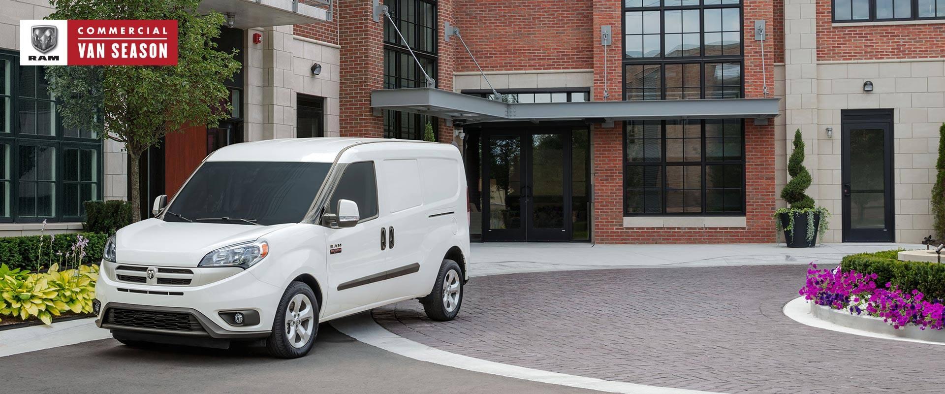 2018 Ram Trucks ProMaster City - Efficient Cargo Van