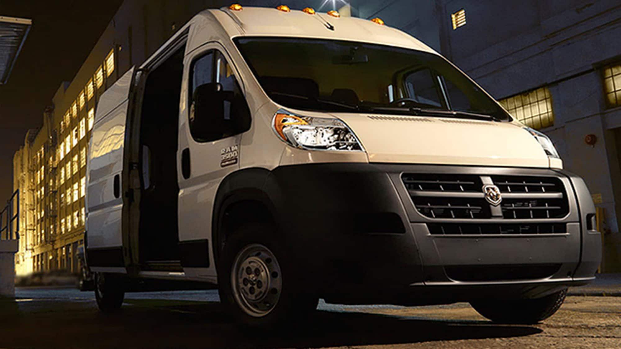 2018 Ram ProMaster (Cargo Van)