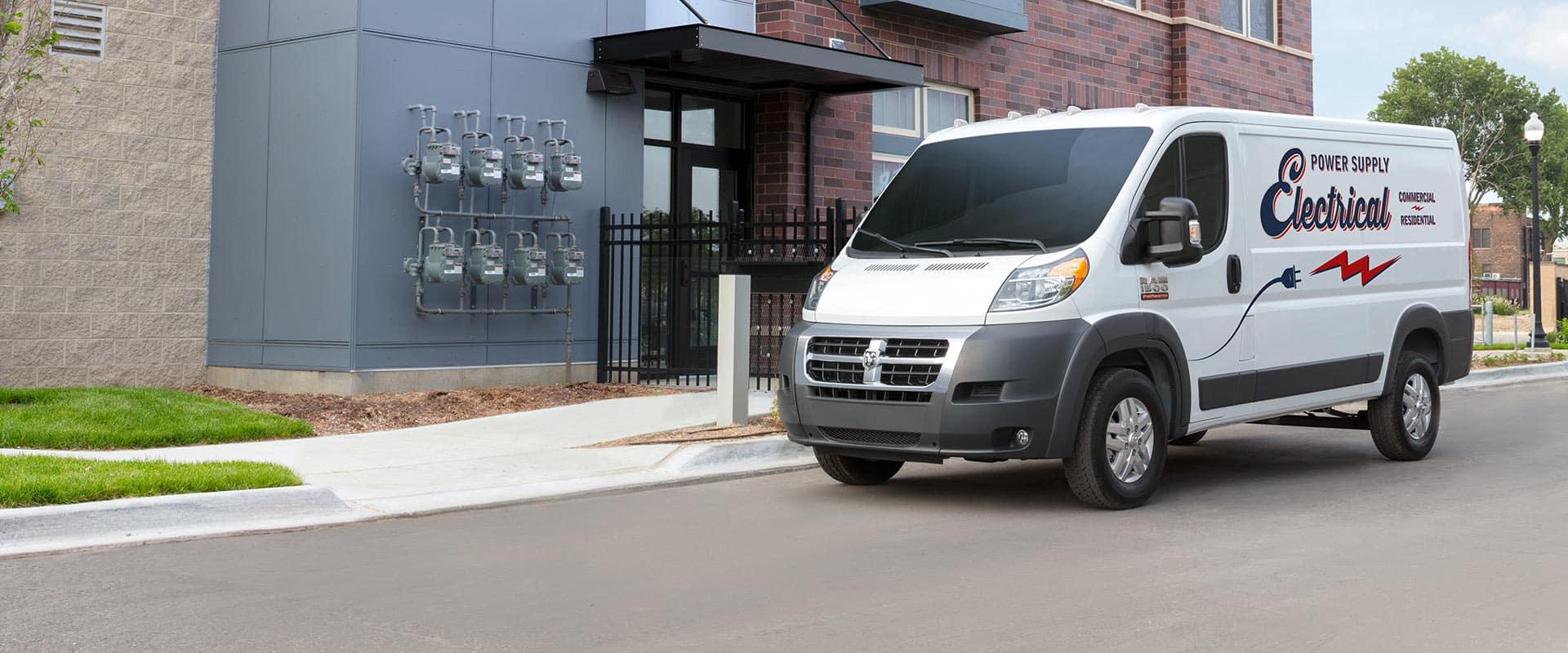 2018 Ram Trucks Promaster Cargo Van For Any Job