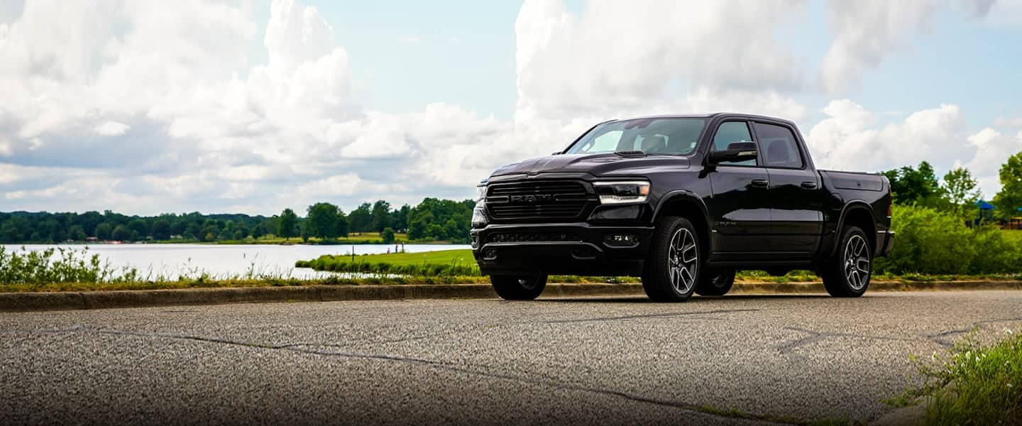 All New 2019 Ram 1500 More Space Storage Technology