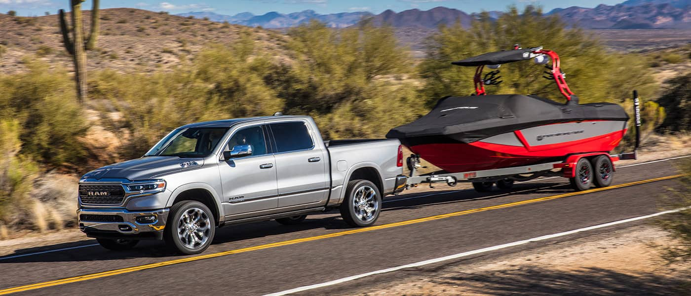 The All New 2019 Ram 1500 Is Truck Of Year