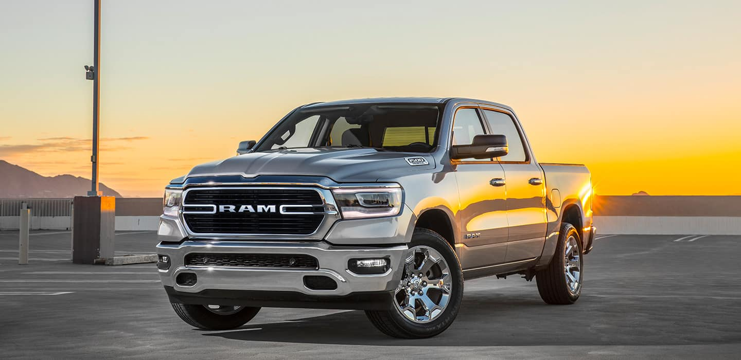 2019 Ram 1500 New Body Style Baker City Union La Grande Or