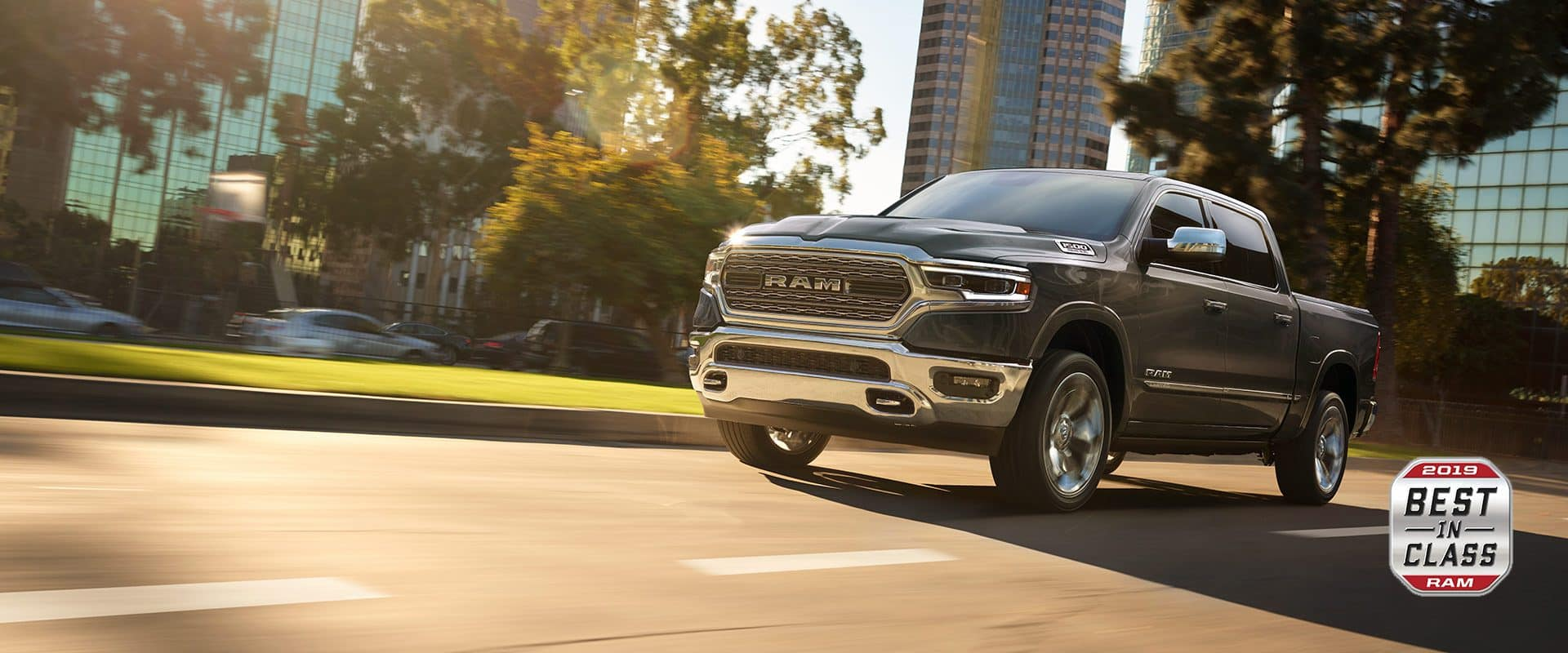 2019 Ram 1500 Best-In-Class Available V8 4x4 Fuel Economy