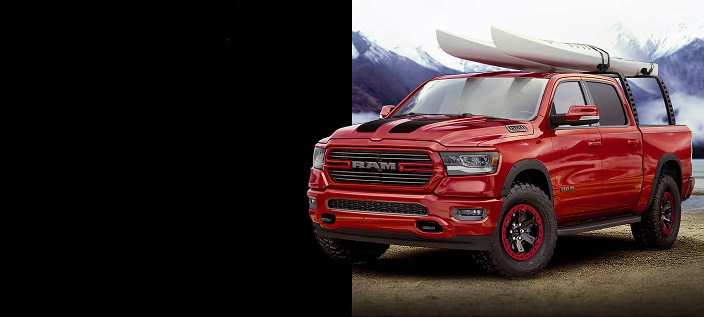2016 Dodge Ram 1500 Accessories >> All New 2019 Ram 1500 Mopar Accessories Ram Trucks
