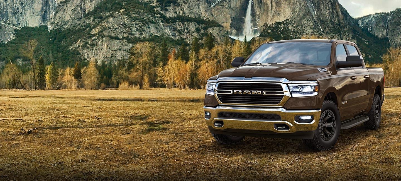 Dodge Ram Factory Running Boards >> All New 2019 Ram 1500 Mopar Accessories Ram Trucks
