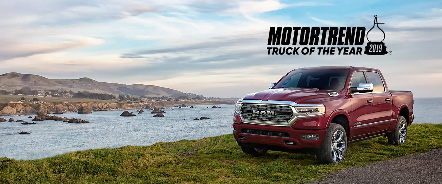 Truck Of The Year >> All New 2019 Ram 1500 More Space Storage Technology