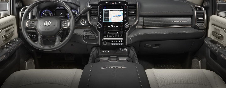 2019 Ram Trucks 2500 Interior Features