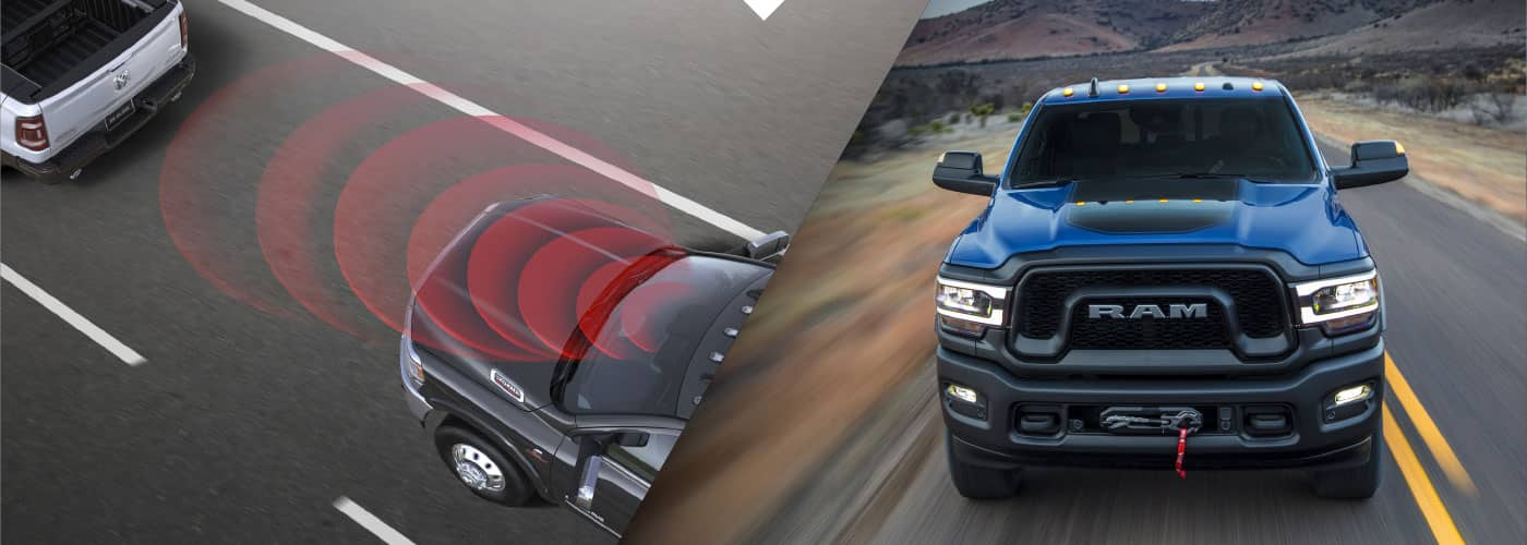2019 Ram Trucks 2500 - Safety & Security Features