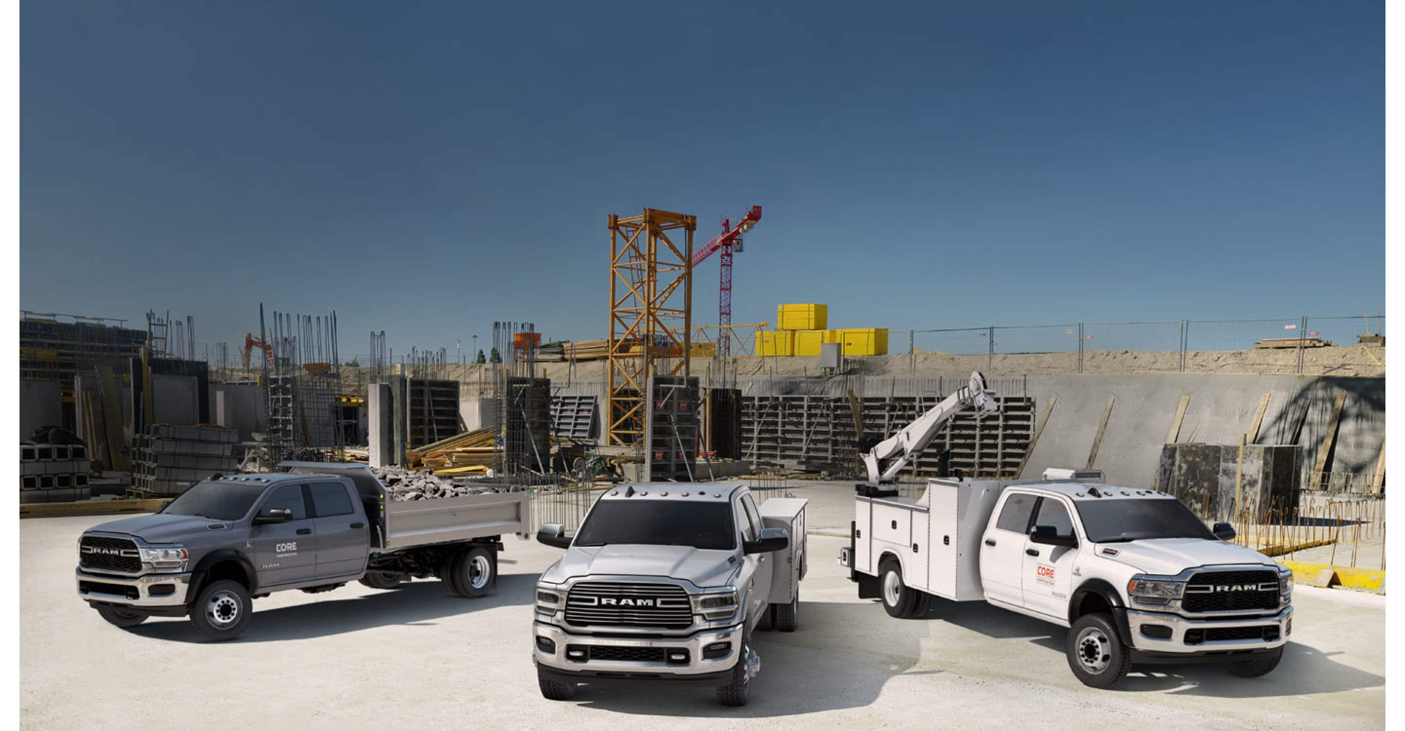 2019 RAM 3500 Chassis Cab