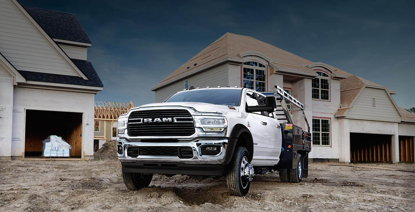 2019 Ram Trucks Chassis Cab - Heavy Duty Commercial Truck