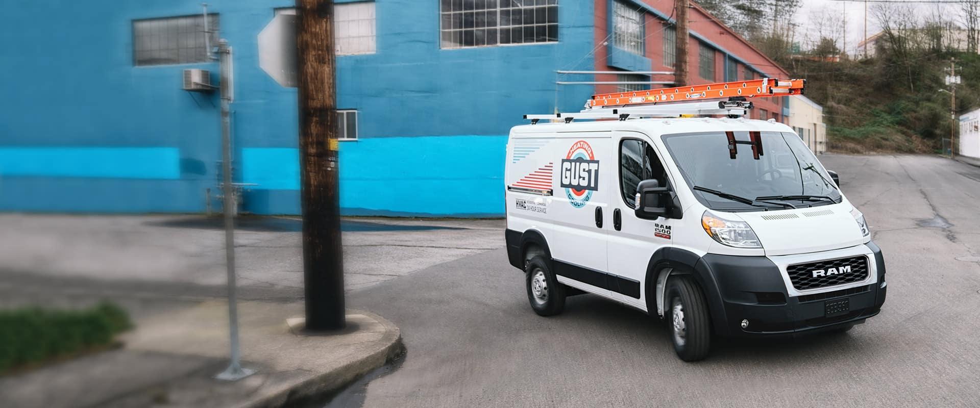 Dodge Commercial Van >> 2019 Ram Promaster Commercial Cargo Van
