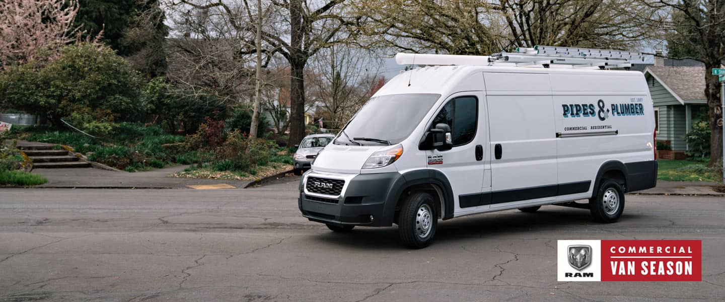 Ram Commercial Van Season