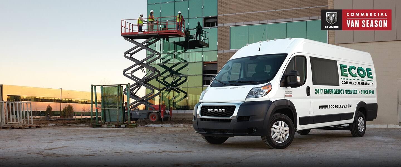 Dodge Promaster Van >> 2019 Ram Promaster Commercial Cargo Van