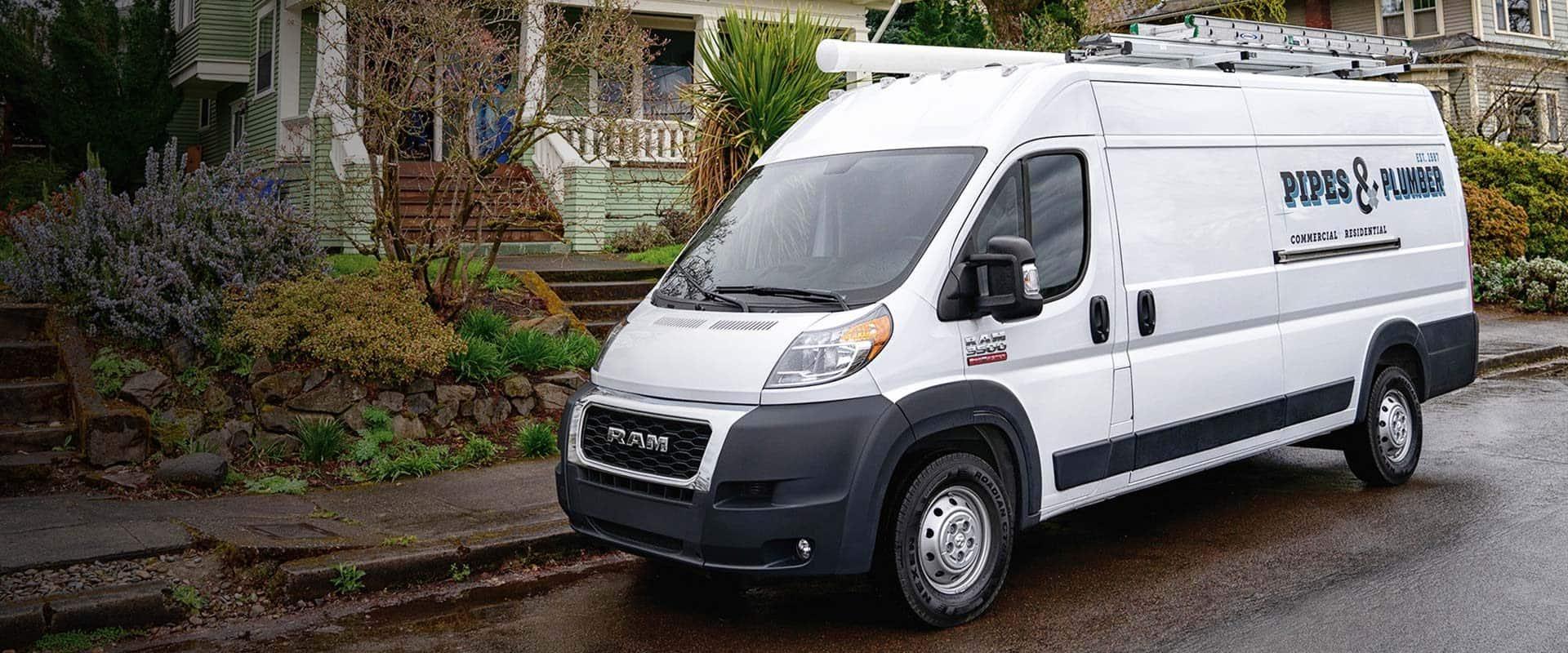 Dodge Promaster Van >> 2019 Ram Promaster Cargo Van Design