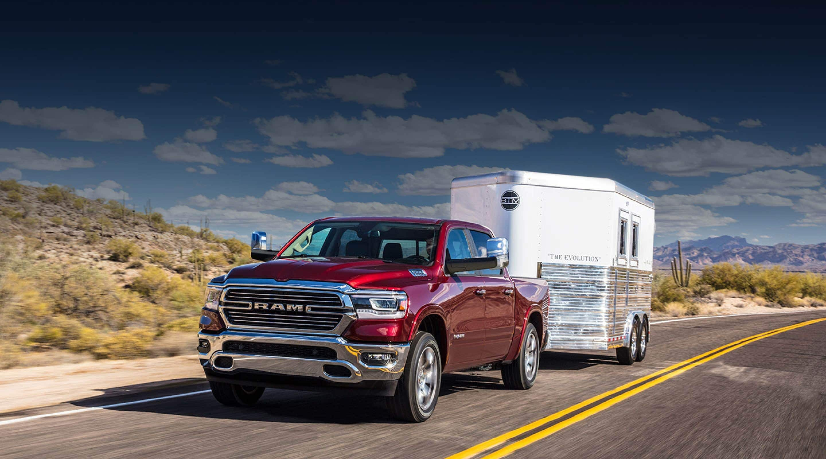 2020 Ram 1500 Towing Capacity More