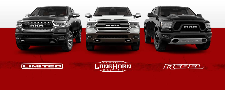 2020 Ram 1500 Ram Trucks