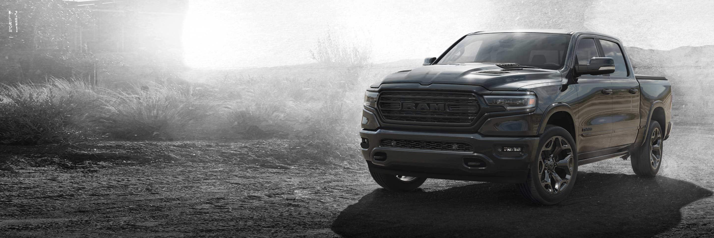 2020 Dodge Ram 1500 Exterior and Interior