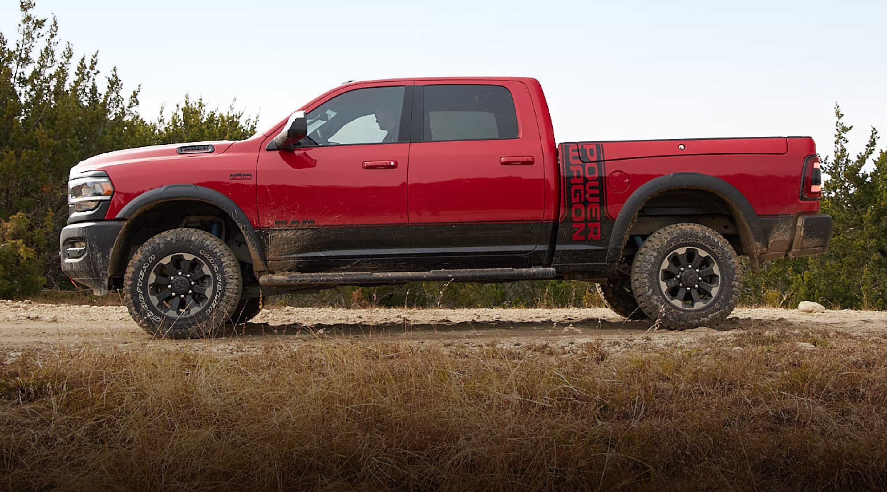 2020 Ram Trucks 2500 Heavy Duty Pickup Truck