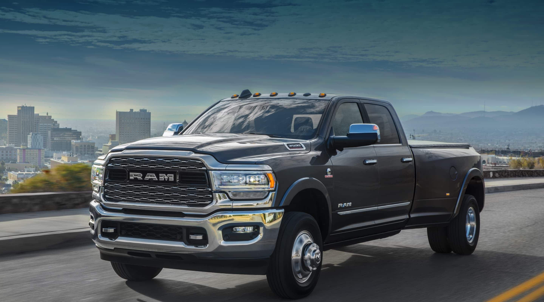 2020 Ram 3500 Diesel Interior