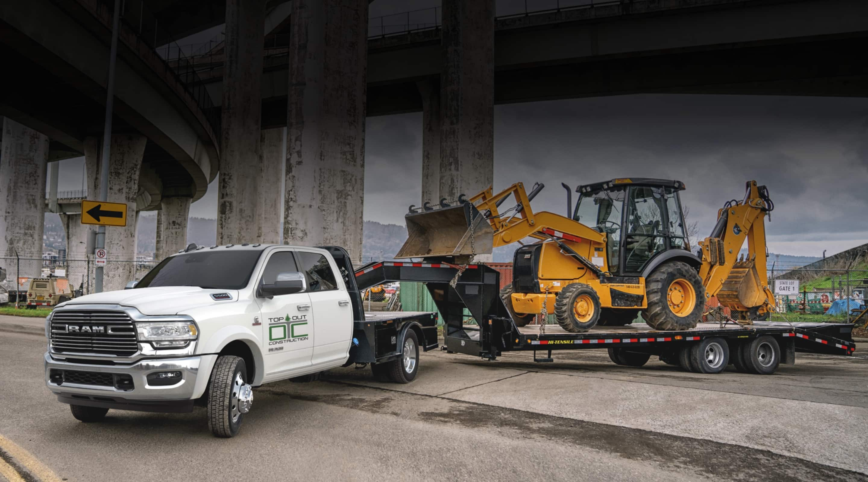 2020 Ram Trucks Chassis Cab Towing Capability Features