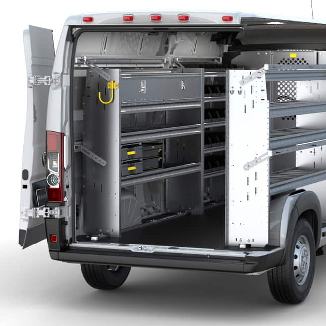 2020 Ram Promaster Cargo Van Features