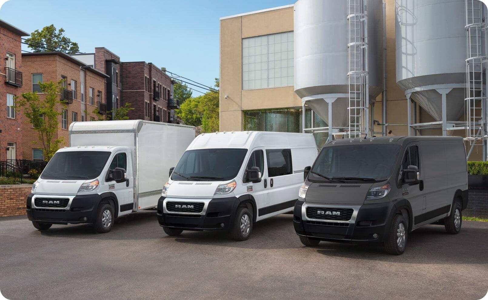 2021 Ram Promaster Cargo Van Ram Van