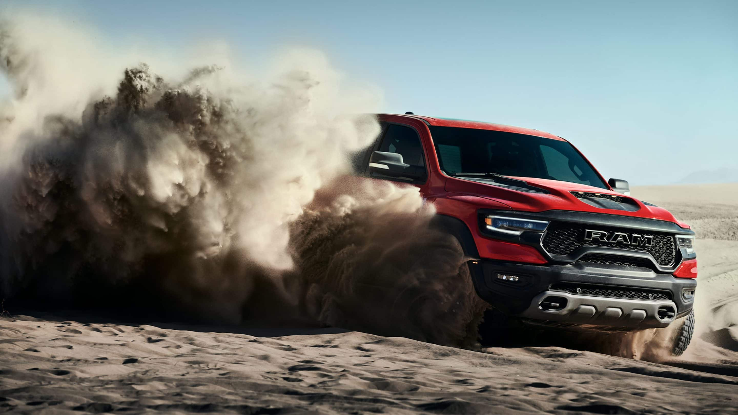 RAM 1500 TRX is 2021 Truck of the Year