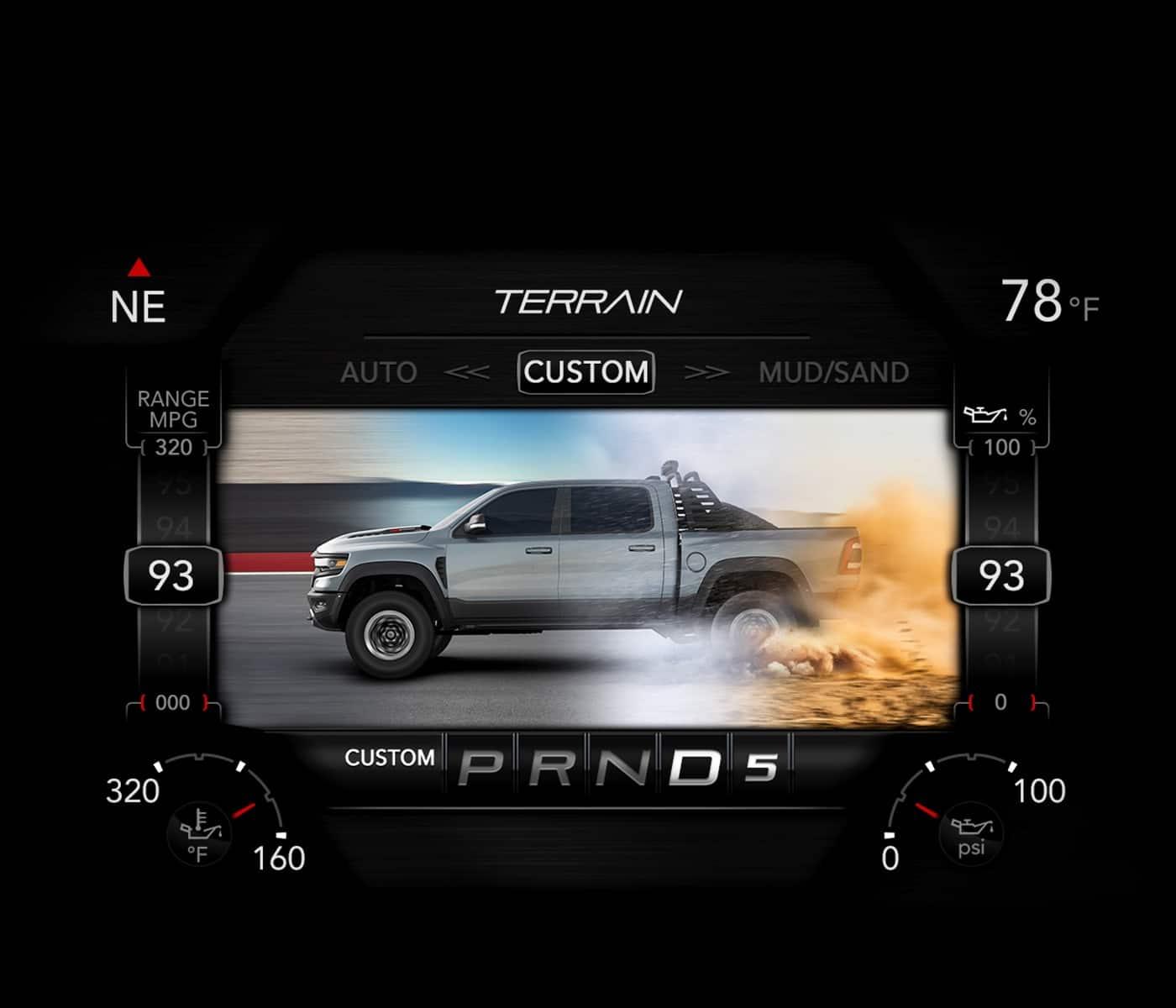 2021 Ram 1500 Trx Off Road Pickup Truck Ram Trucks