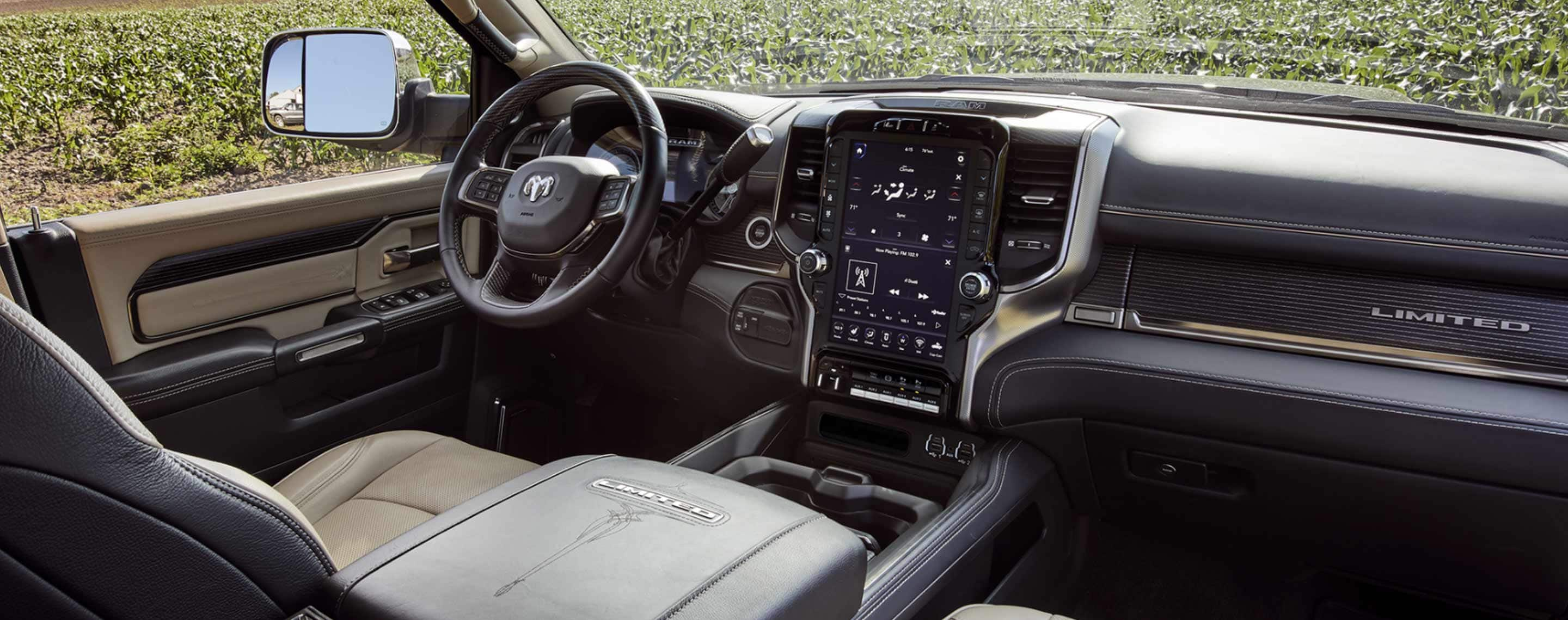 Uconnect System - Hands-Free Navigation & More - Ram Trucks