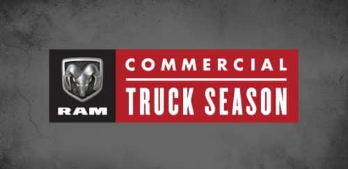 Ram Commercial Truck Season