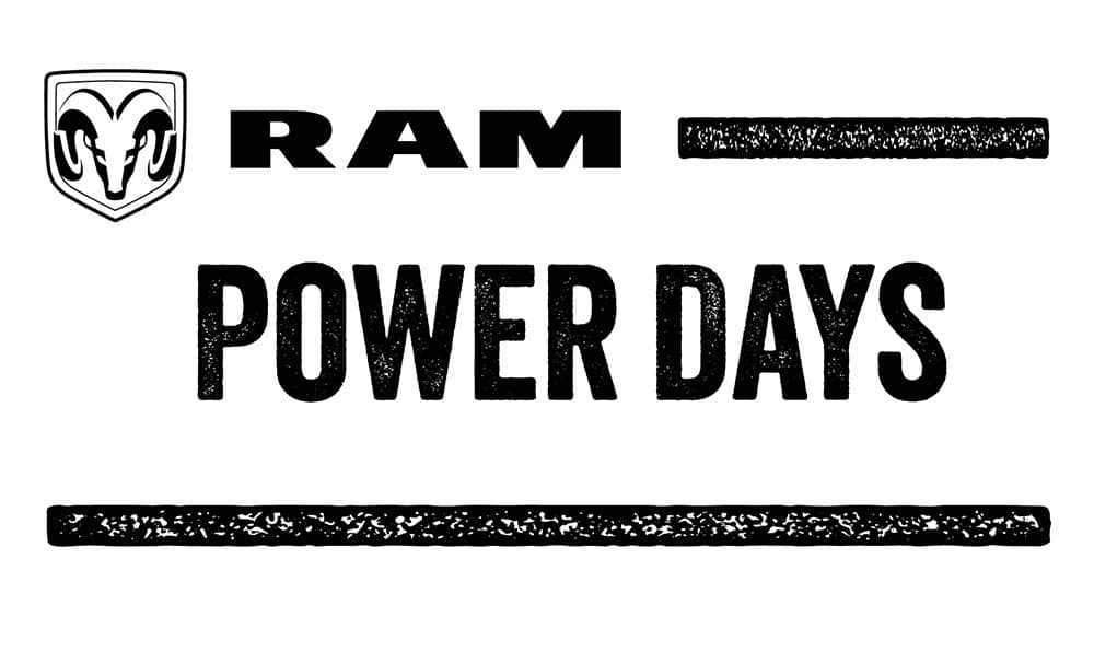Good RAM Power Days Have Arrived At Landers Chrysler Dodge Jeep RAM! This Month  Weu0027re Celebrating Everything That Has Made And Continues To Make RAM Trucks  The ...