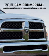 2018 Ram Commercial Brand Save