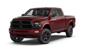 2017_ram_2500_night_jellybean - Dodge Ram 3500 2016