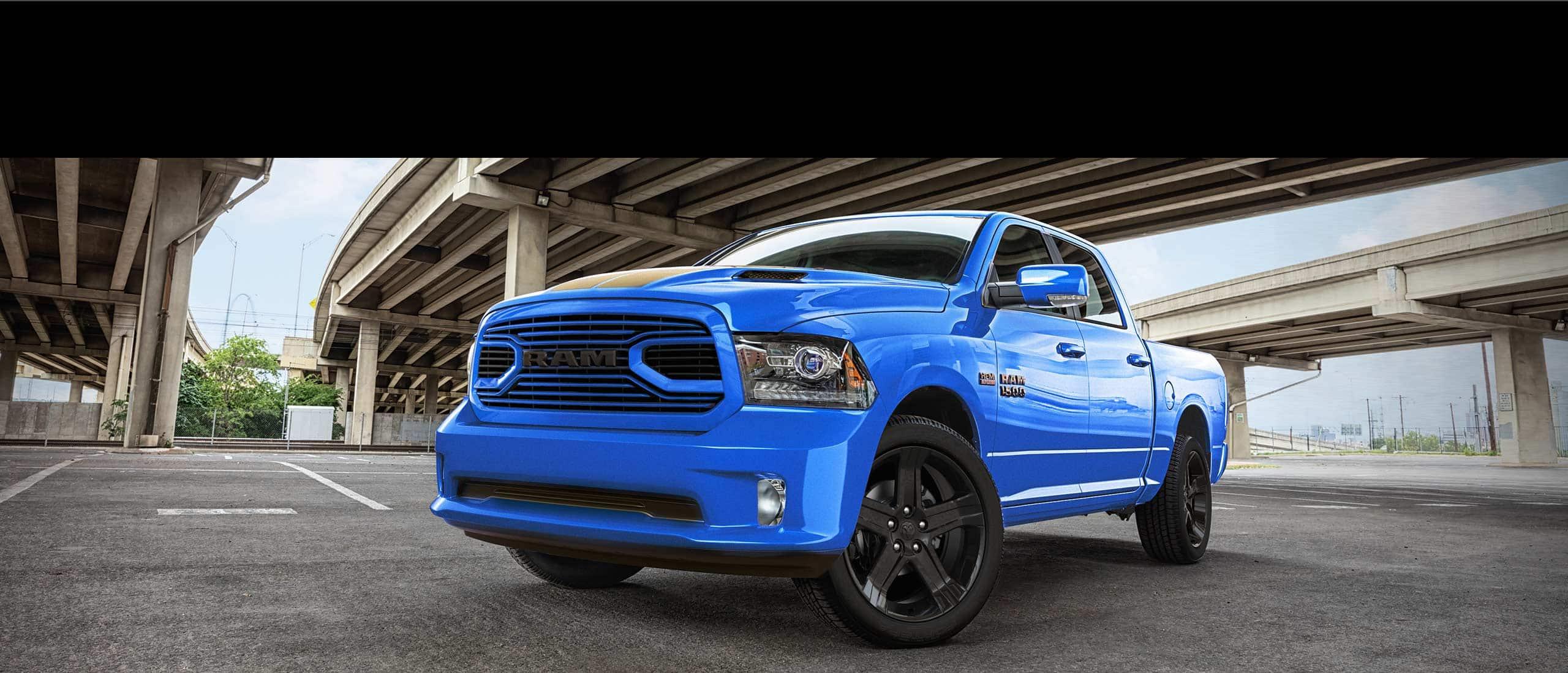 Hydro Blue Ram 1500 >> 2018 Ram 1500 Sport Hydro Blue - Limited Edition Truck