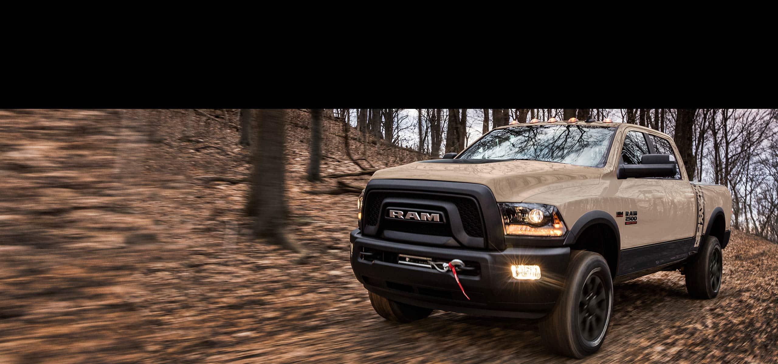 2018 Ram 2500 Power Wagon Mojave Sand Edition Ram Trucks