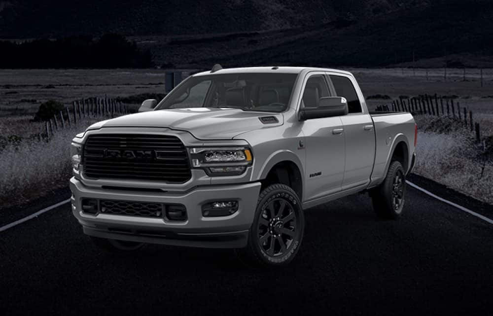 Blacked Out Ram >> 2018 19 Ram Trucks Limited Editions