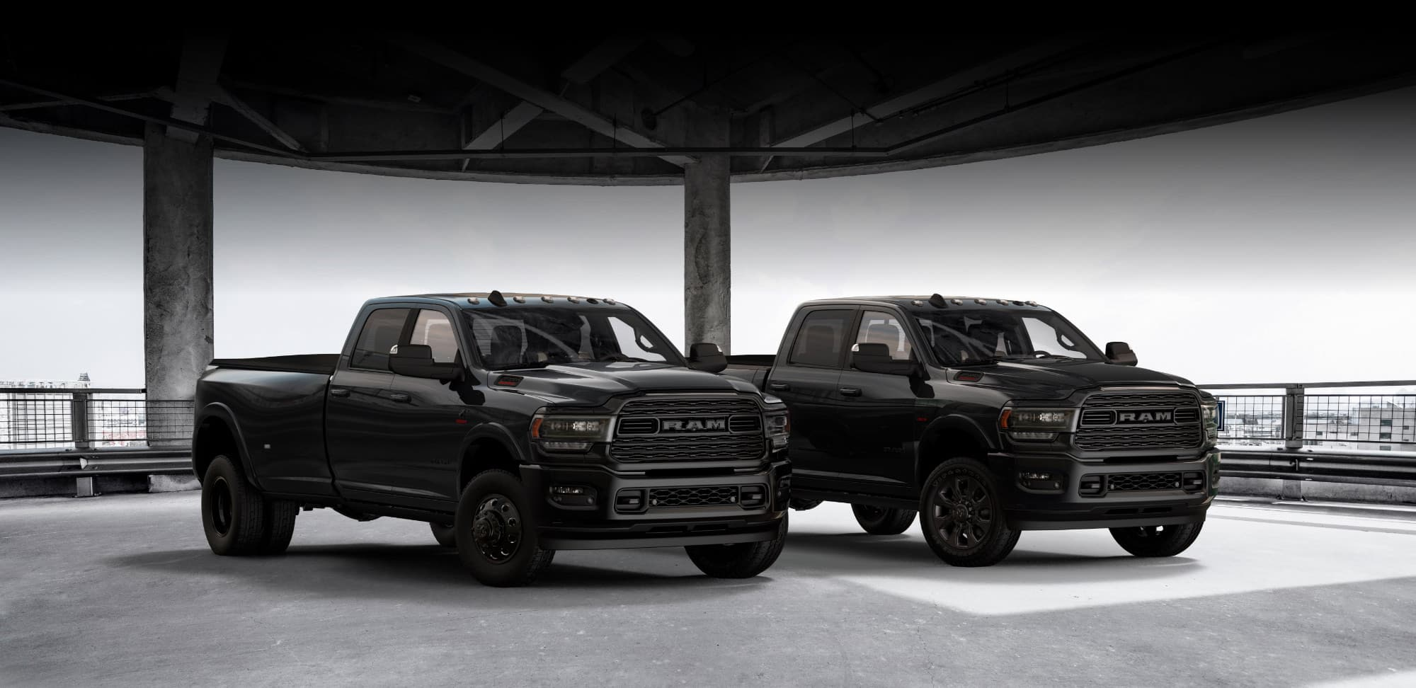 2020 Ram Heavy Duty Limited Black Edition Ram Trucks