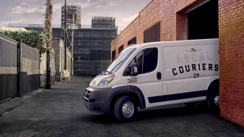 Ram Commercial Trucks - Custom Graphics