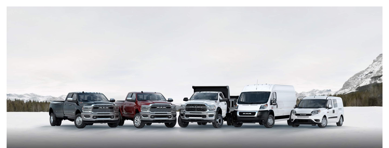 Ram Commercial Work Trucks Cargo Vans Chassis Cab