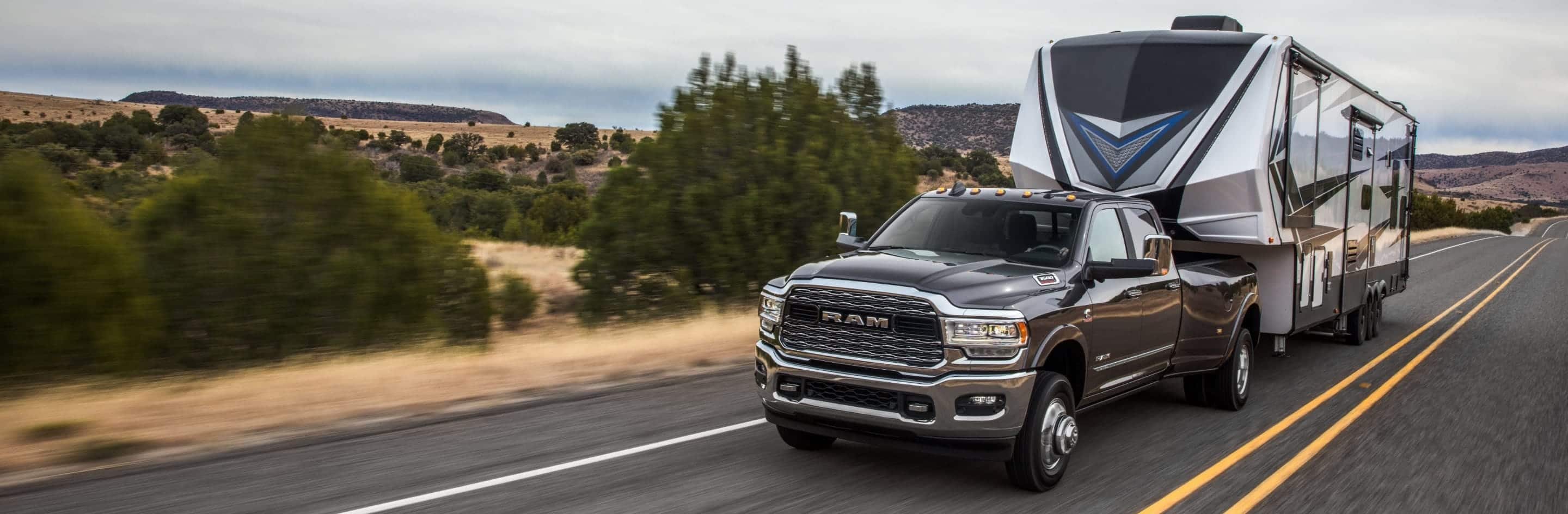Ram Towing Capacity Towing Payload Capacity Guide