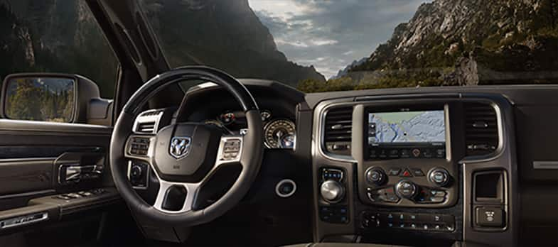 Uconnect - 2017 Ram Trucks Uconnect 8 4/RA4