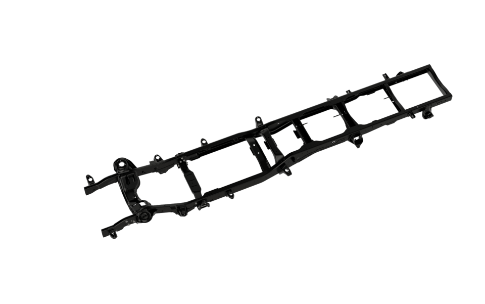 2016 Ram 5500 Chassis Cab Steel Frame
