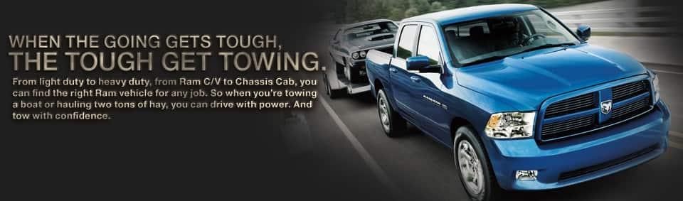 Ram Trucks - Towing & Payload