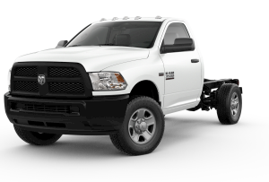 2018 Ram Trucks Chis Cab - Heavy Duty Commercial Truck