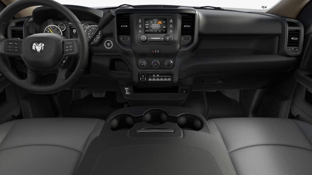 New 2020 RAM 3500 Chassis Cab Tradesman